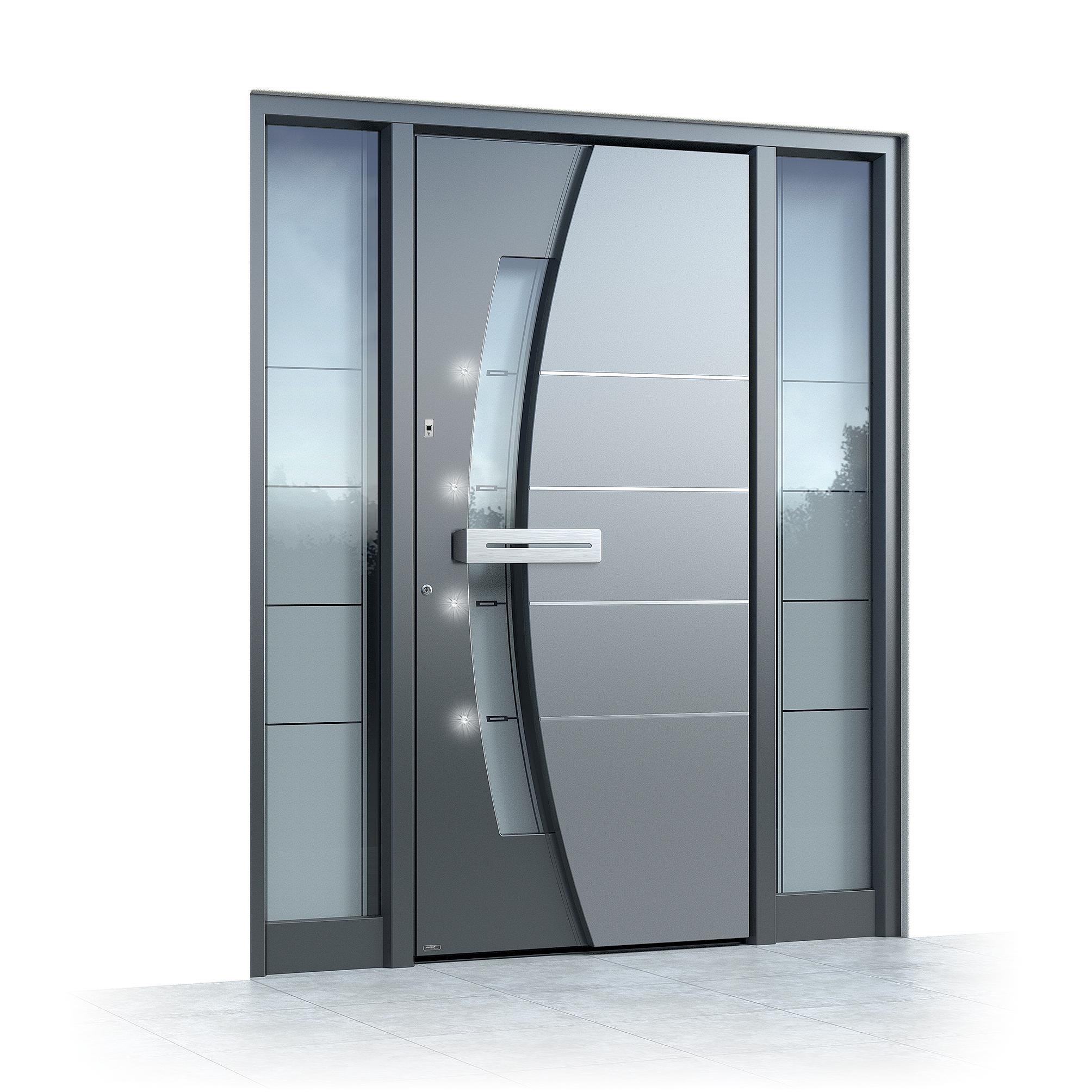 Ușă exterior Pirnar ULTIMUM MULTILEVEL 510